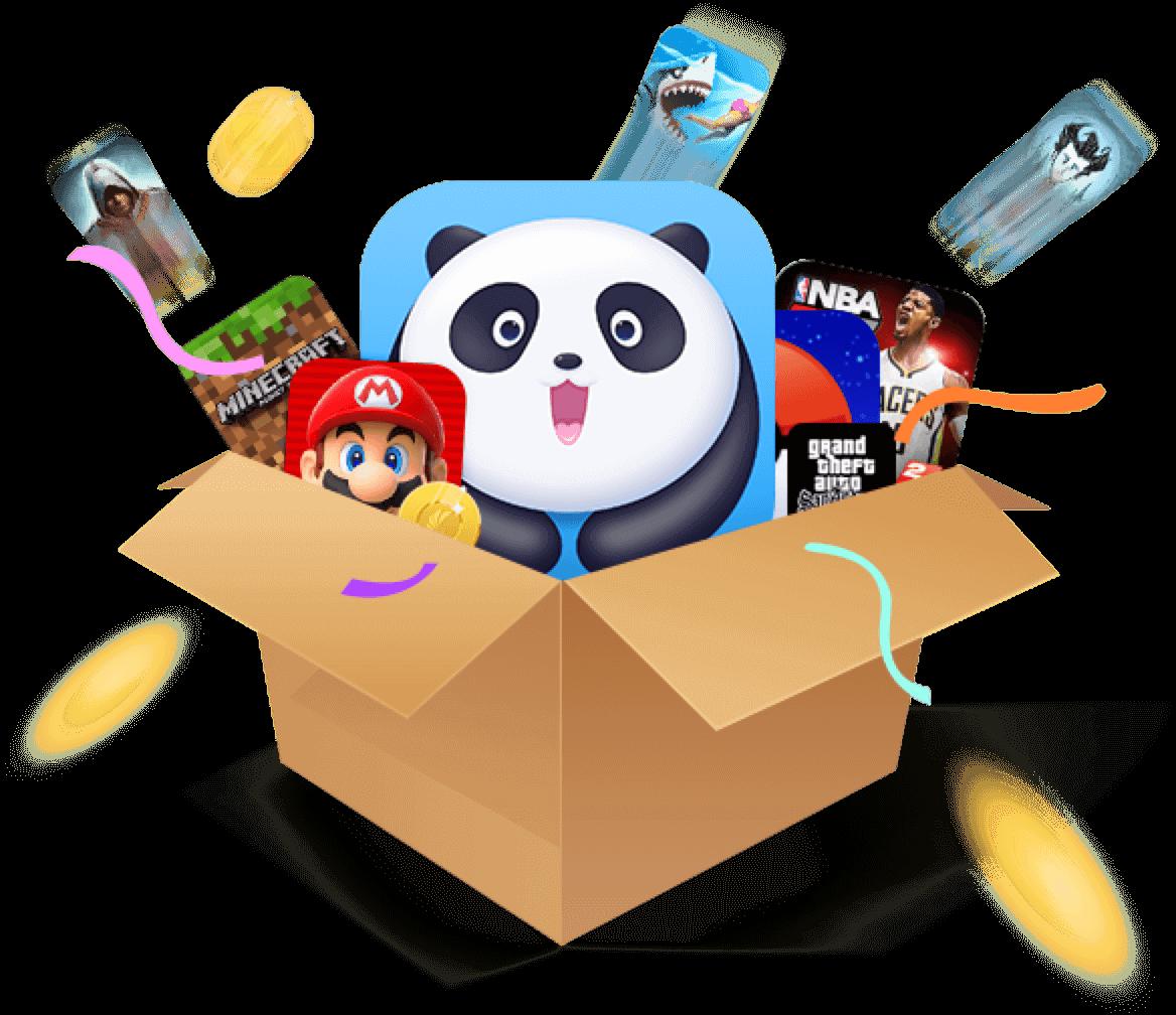 PandaHelper—Get tweaks&++ Apps(like youtube++) and Hacked game NO